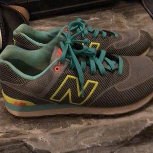 New balance 574 sneakers women size 9